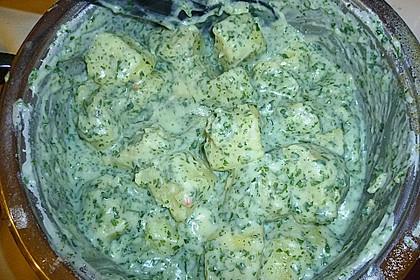 Petersilienkartoffeln mit Fleischwurst 37