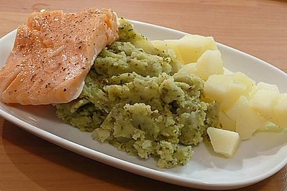Kurkuma - Kartoffelwürfel 2