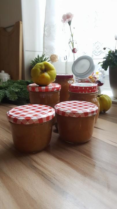 Quitten Apfel Marmelade Von Schleckermäulcheen Chefkochde