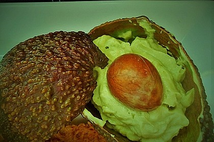 Mexikanische Guacamole 3