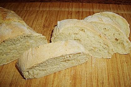 Buttermilchbrötchen mit Vorteig 124
