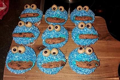 Blaue Monster Muffins 1