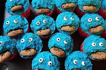 Blaue Monster Muffins 2