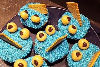 Blaue Monster Muffins 8