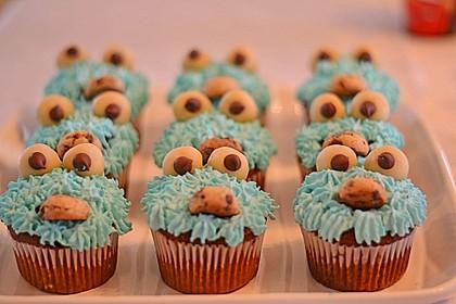 Blaue Monster Muffins 5