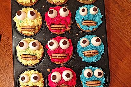 Blaue Monster Muffins 7