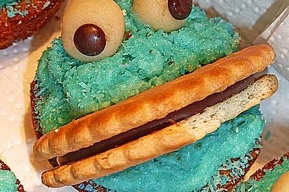Blaue Monster Muffins 11