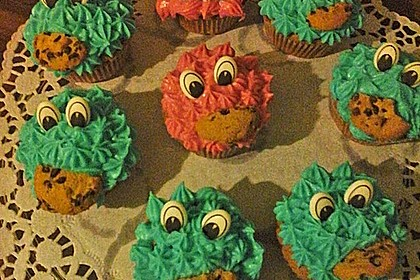 Blaue Monster Muffins 6