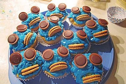 Blaue Monster Muffins 9