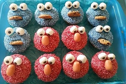 Blaue Monster Muffins 3