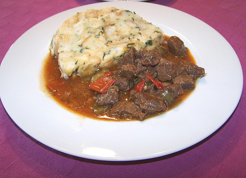 Rindergulasch Von Maitre De La Maison Chefkochde