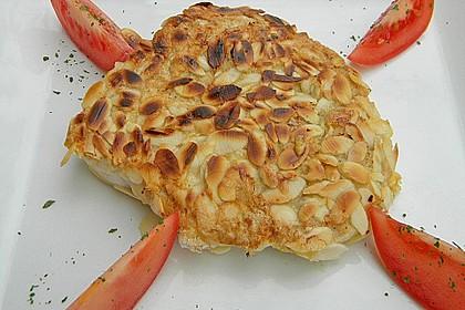 Putenschnitzel in Mandelkruste 2