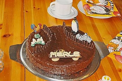 Zootier - Kuchen (Bild)