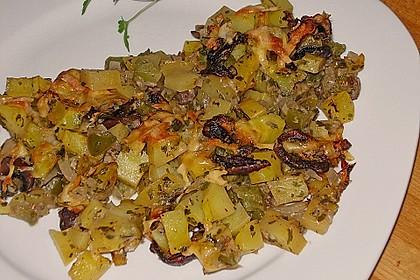 Irischer Kartoffelauflauf 1