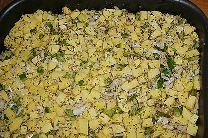 Irischer Kartoffelauflauf 4