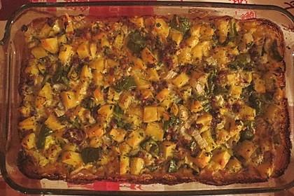 Irischer Kartoffelauflauf 2