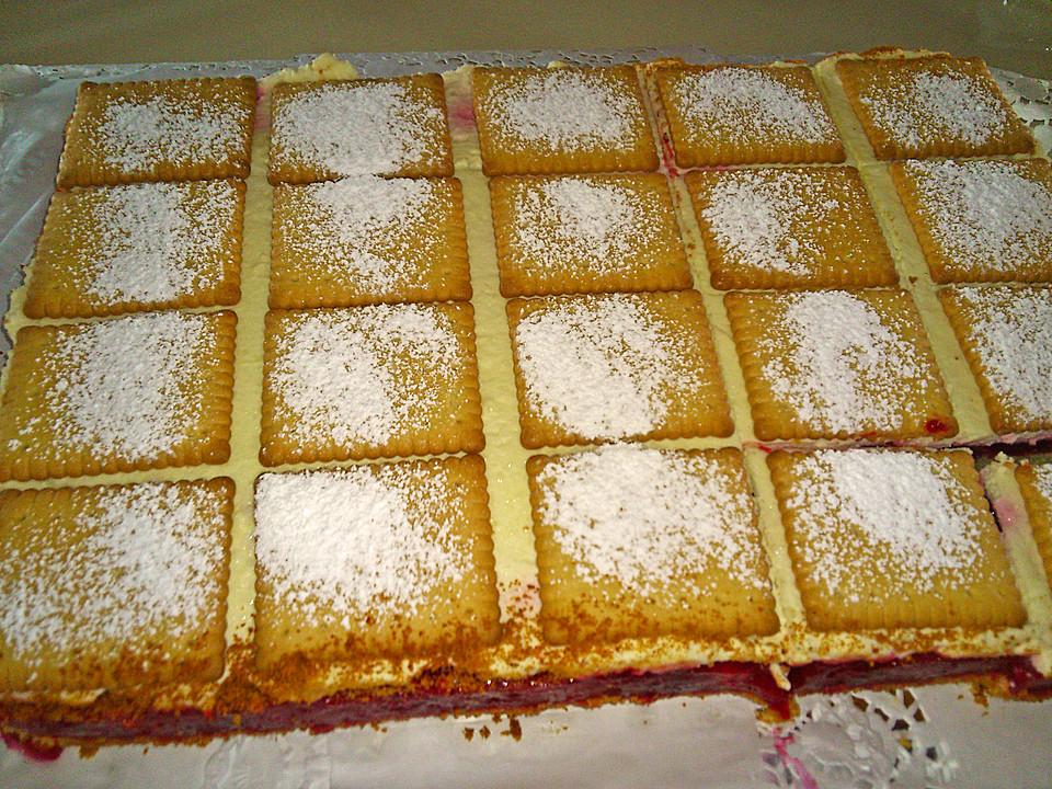 Fruchtiger Kekskuchen Von Ilfirin Tanneh Chefkoch De