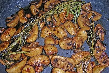 Champignons in Balsamico 2