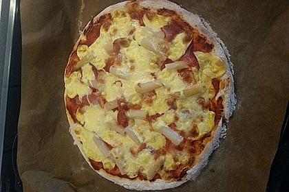Marinas Pizzateig mit Backpulver 43