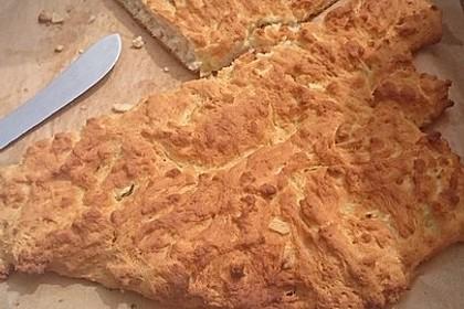 Marinas Pizzateig mit Backpulver 33