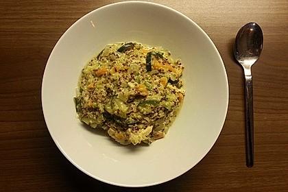 Quinoa - Putenpfanne 7