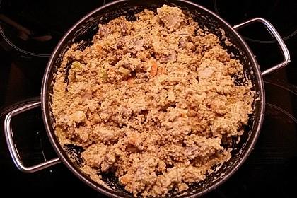 Quinoa - Putenpfanne 12