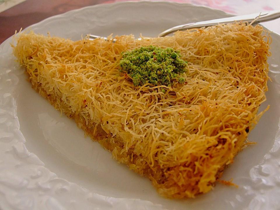 Turkisches Engelshaar Dessert Von Fiefhusener Chefkoch De