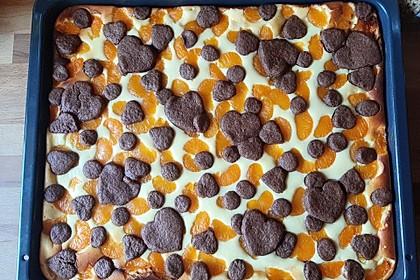 Mandarinen -  Zupfkuchen (Bild)