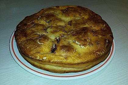 Cinnamon Roll Cheesecake 26