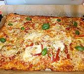 Pizza Thunfisch - Tonno Cipolla (Bild)