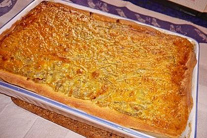 Pfälzer Zwiebelkuchen mit Blätterteig 28