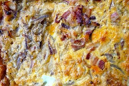 Pfälzer Zwiebelkuchen mit Blätterteig 17