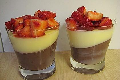Erdbeer - Schoko - Vanille - Dessert 10