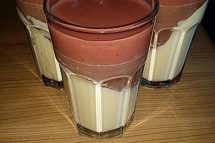 Erdbeer - Schoko - Vanille - Dessert 18