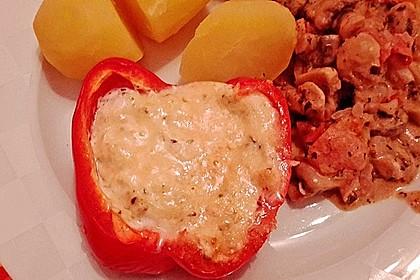 Gefüllte Paprikaschoten mit Brunch Paprika - Peperoni 1