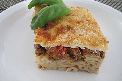 Pasticcio oder Pastitsio 2