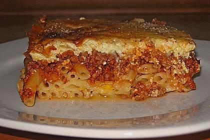Pasticcio oder Pastitsio 1