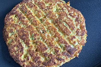 Möhren-Veggie-Burger 2