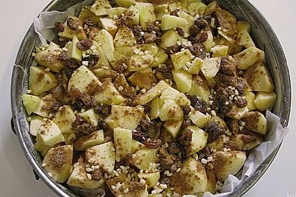 Blätterteig - Apfelschnitten 25