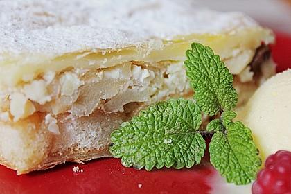 Blätterteig - Apfelschnitten 5