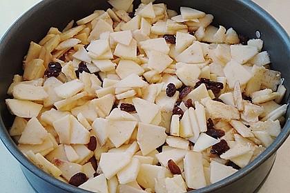 Blätterteig - Apfelschnitten 23