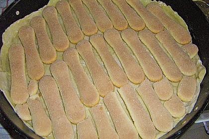 Blätterteig - Apfelschnitten 40