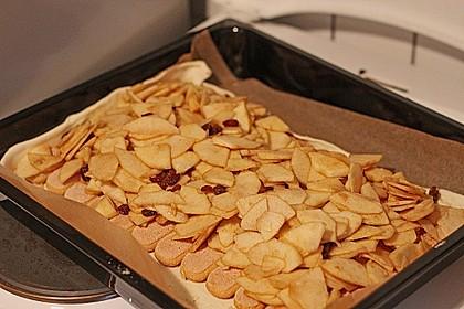 Blätterteig - Apfelschnitten 33