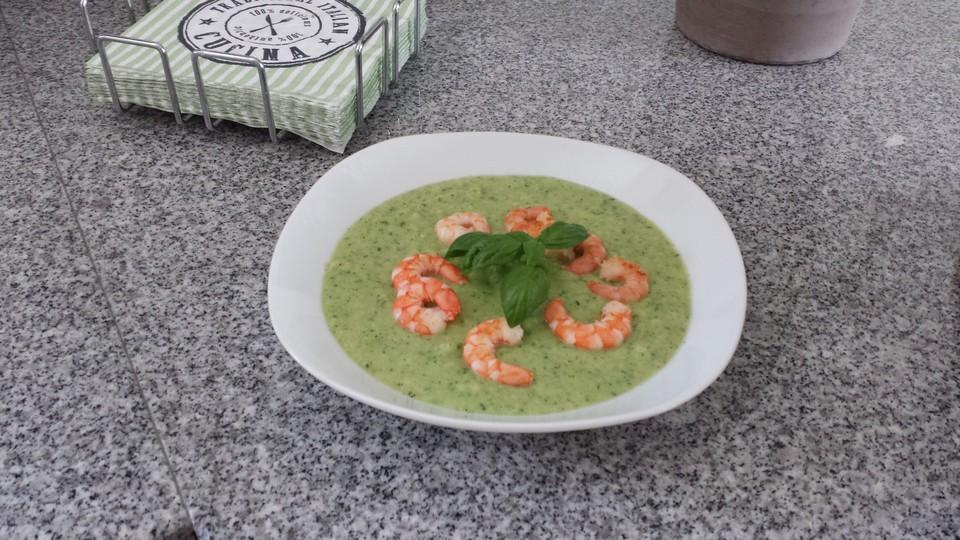 Leichte Sommerküche Ohne Kohlenhydrate : Zucchinicremesuppe mit hackbällchen ohne kohlenhydrate von