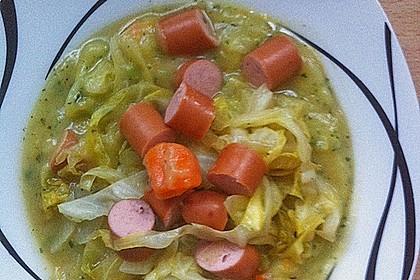 Schneller Kartoffeleintopf 4