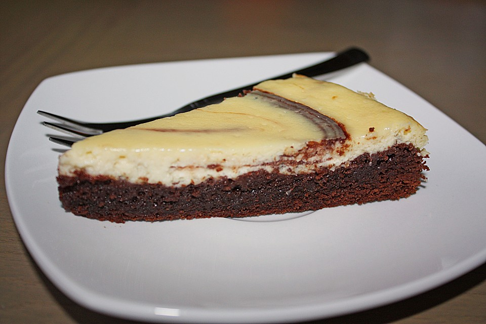 Philadelphia Brownies Von Minikicker Chefkoch De