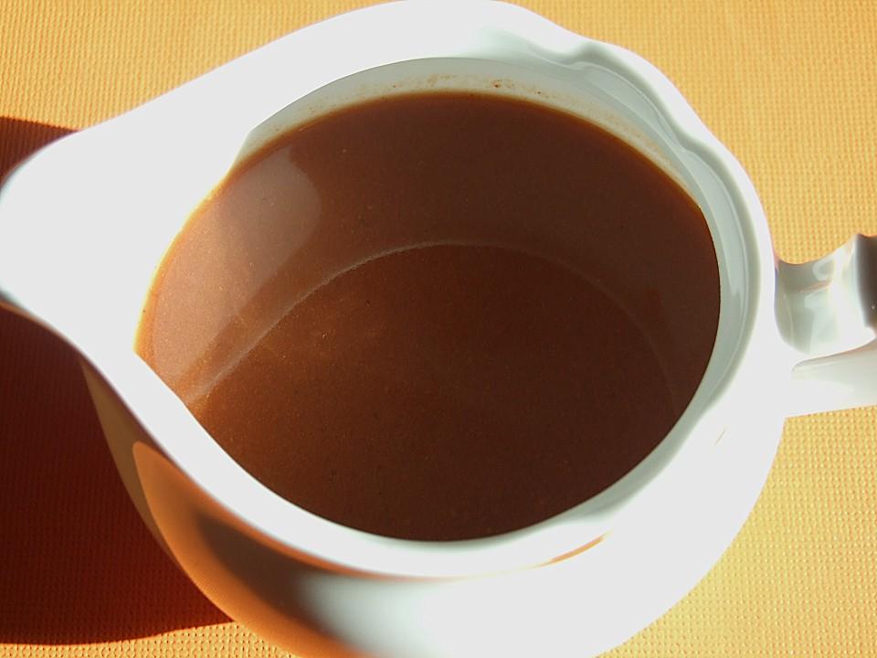 Leckere Braune Grundsoße Für Kurzgebratenes Von Toskanaloewe