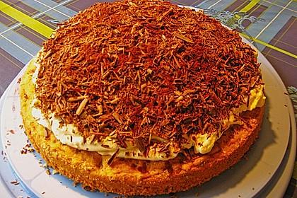 Schoko - Kirsch - Kuchen