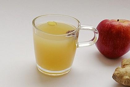 Apfel - Gewürzwein (Bild)