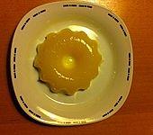 Orangen - Vanilledessert (Bild)